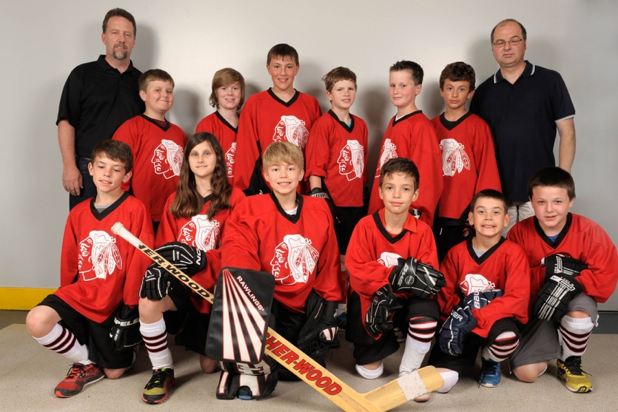 Novice-Atom - Blackhawks