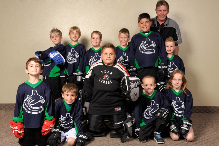 Tyke-Novice - Canucks