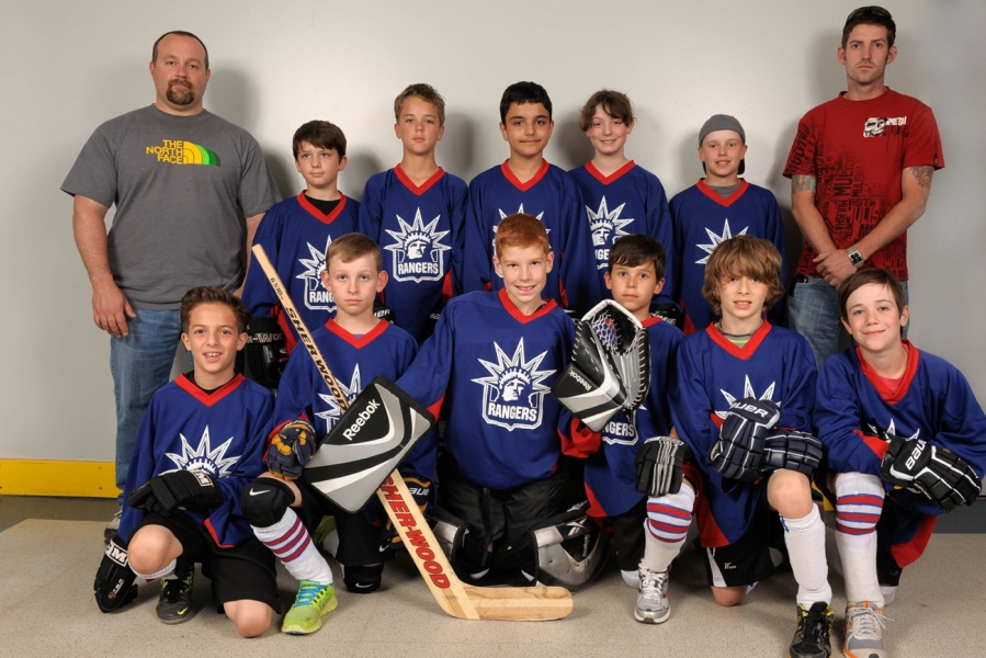 Tyke-Novice - Rangers