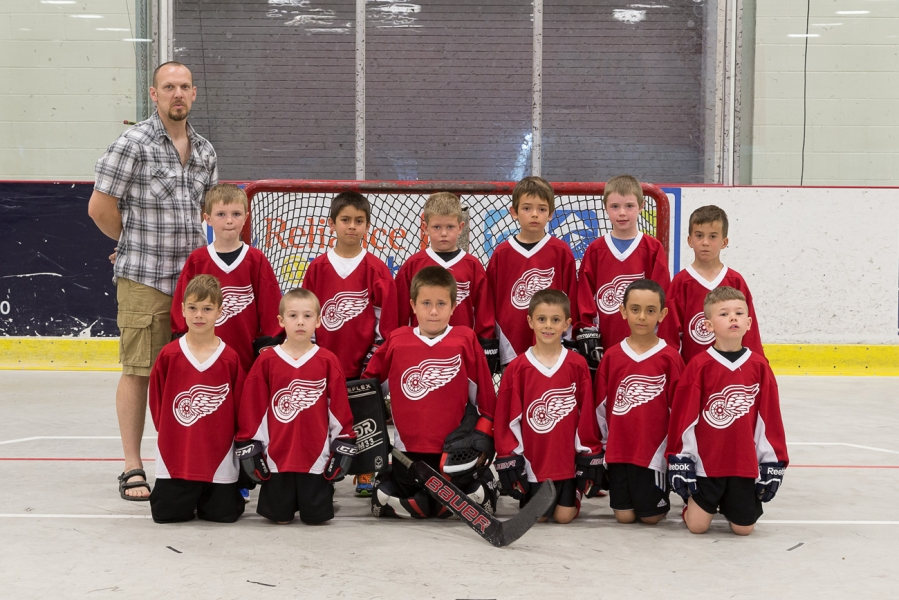 Tyke - Red Wings