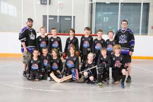 Novice- Barrie Kings